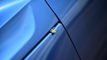 Volvo XC40 - Swedish flag