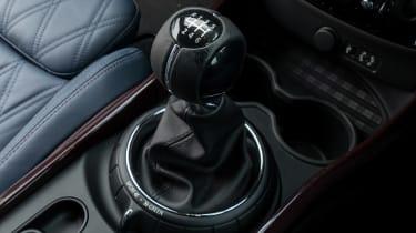 MINI Clubman long-term - gearstick