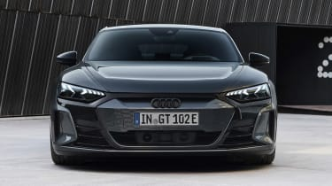 Audi RS e-tron GT - full front