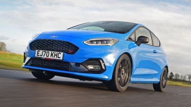 Ford Fiesta ST Edition - front