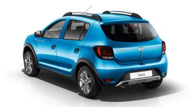 Dacia Sandero Stepway rear