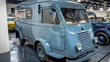 Classic french van