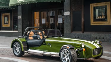 Caterham Signature 420S - front quarter 3