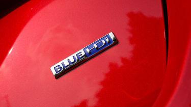 Peugeot 308 SW long termer BlueHDi badge