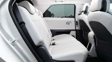 Hyundai Ioniq 5 - rear seats
