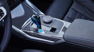 BMW i4 - centre console