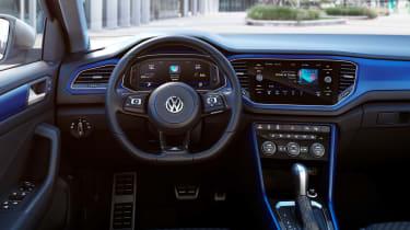Volkswagen T-Roc R - dash