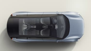 Volvo Concept Recharge - above