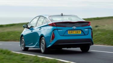 Toyota Prius Plug-in - rear