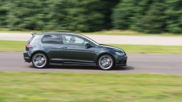 Volkswagen Golf GTI Clubsport S - side