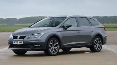 SEAT Leon X-Perience - front static