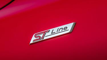 Ford Focus Estate - ST-Line badge