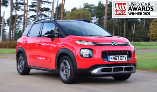 Used Car of the Year 2021Citroen C3 Aircross