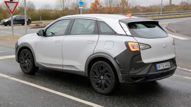Hyundai FE Fuel Cell Concept - rear