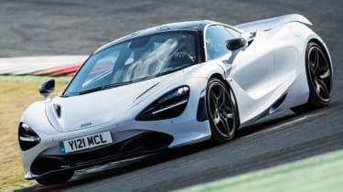Best supercars - McLaren 720S