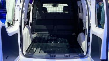 VW Caddy - loading bay