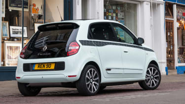 Renault Twingo Iconic Special Edition - rear
