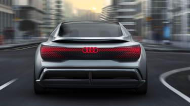 Audi Aicon concept - full rear