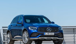 Mercedes-AMG GLC 43 2019 facelift static