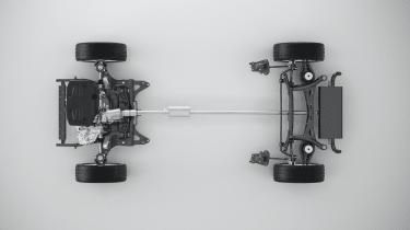 Volvo 40.1/40.2 concept CMA platform 2