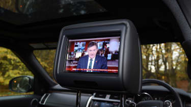 Land Rover Discovery - screen