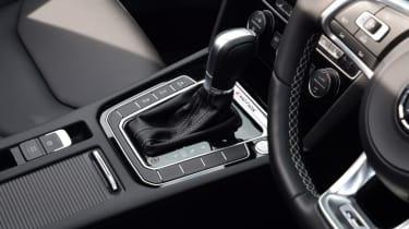 Twin test - VW Arteon - transmission