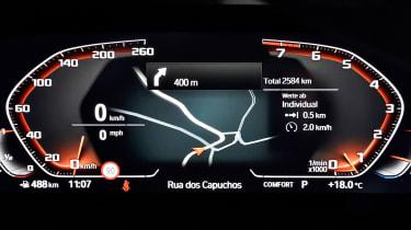 BMW Z4 - dials