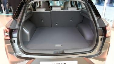 Hyundai NEXO - boot