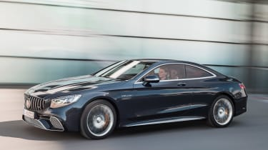 Mercedes-AMG S 65 Coupe - front