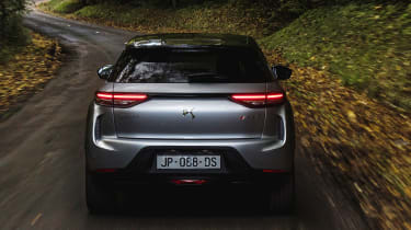 DS 3 Crossback E-Tense - rear tracking