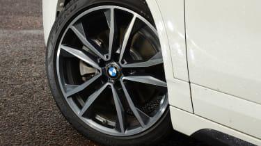BMW X2 - wheel