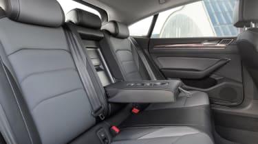 New Volkswagen Arteon - rear seats