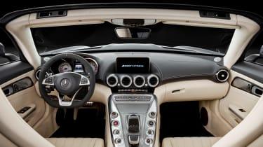 Mercedes-AMG GT C Roadster - dash