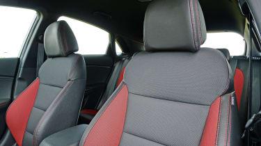 Hyundai i30 Turbo - seats