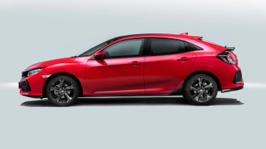 Honda Civic: The Smarter Choice (sponsored) side