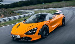 McLaren 720S Track Pack - front