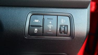 Hyundai i20 - buttons