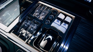 Rolls-Royce Boat Tail - hosting suite