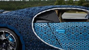 Lego Bugatti Chiron - door