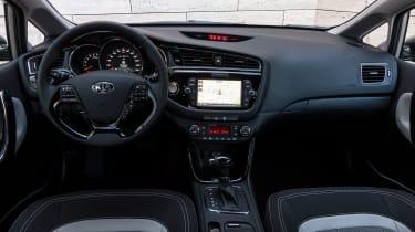 Kia Cee'd 2015 facelift - dash