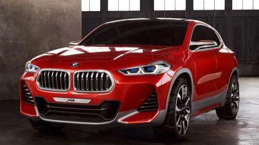 BMW X2 - concept