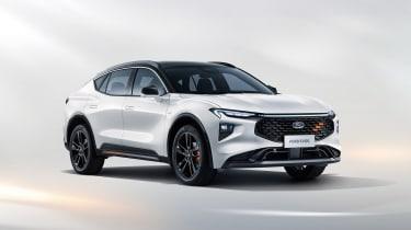 New 2021 Ford Evos SUV