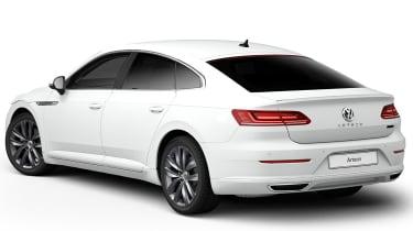Volkswagen Arteon SE - rear 3/4 static