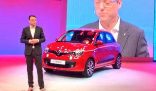 Renault Twingo reveal