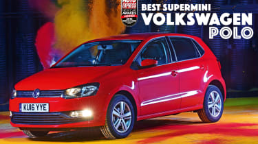 New Car Awards 2016: Supermini of the Year - Volkswagen Polo