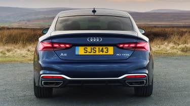 Audi A5 Sportback - full rear