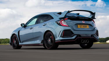 Honda Civic Type R - rear