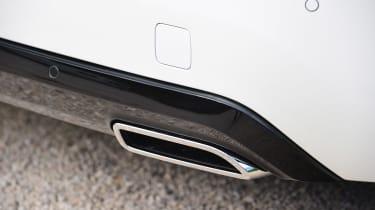 Peugeot 308 - exhaust