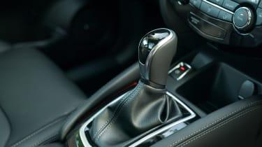 Nissan Qashqai - gearstick