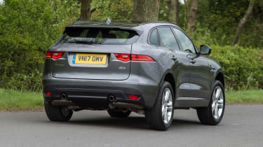 Jaguar F-Pace 25t - rear